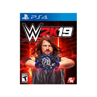 PS4-WWE-2K19