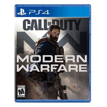 PlayStation-4-Call-of-Duty-Modern-Warfare